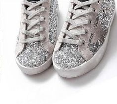 BBK 2016 Goose Superstar Casual Shoes sport star shoes Breathe Shoes Silver Flashing Sneakers genuine leather kids shoes factory (32708261376)  SEE MORE  #SuperDeals