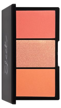 """Sleek Makeup Blush by 3 in """"Lace"""" <3 http://www.sleekmakeup.com/blush-by-3-lace"""