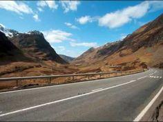 ♫ Scottish Music - No awa' tae bide awa' ♫   Scenes of Bonnie Scotland. Scottish Music