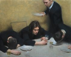 Nick Alm started out as an illustrator in 1999, but changed course when he discovered the joy of painting. In 2007 he got accepted to ...