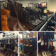 🎉Boot KickOff Event is Today and we are ready!  Stock up for Boot Season at #cmselma from 10-6.  We've got hundreds of boots on the floor 🍁🎉  #boots #saturday #bootseason #fallstyle