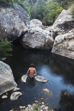 Place #1 — Turkey Creek Hot Springs, New Mexico. Click to discover what makes this one of our favorite 50 places, and #SeeForYourself.