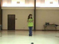 Nancy Morgan - I'm A Cowboy - Instructional