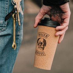 Buy Iron & Glory Killer Coffee Reusable Coffee Cup today at IWOOT. We have great prices on gifts, homeware and gadgets with FREE delivery available. Under Stairs Cupboard, Cool Desktop, Reusable Coffee Cup, Gadget Gifts, Unusual Gifts, Cool Gifts, Coffee Cups, Mugs, Insulation