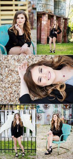Kameron, Austin High School, Class of 2017 {Austin Senior Portrait Photography}