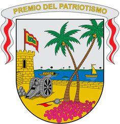 1905, Departamento de Atlántico, Colombia, Capital: #Barranquilla #Atlántico (L1841)