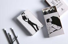 人気画家・中原淳一のイラスト入りグッズ発売 - マッチ、しおりなど   ニュース - ファッションプレス