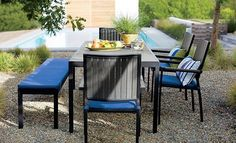 Up to 20% off Outdoor! From dining tables and chairs to sectionals, sofas and more, save up to 20% on all outdoor furniture. Excl apply. Shop link in bio!