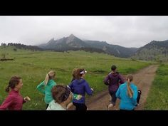 And So She Flew...a Women's Trail Running video | by Sandi Nypaver and Sage Canaday - YouTube