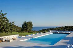 A Sprawling Villa in Ibiza is Reimagined for a Family Keen on Entertaining Photos | Architectural Digest