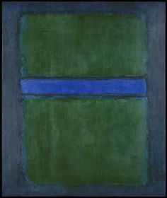 Mark Rothko - Untitled  National Gallery of Art, Washington DC
