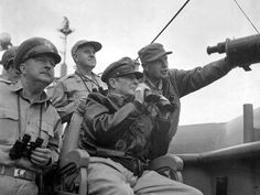 General Douglas MacArthur Why did Truman really fire him.