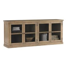 Shop for the Lexington Monterey Sands Sausalito Glass Door Stacking Unit at Jacksonville Furniture Mart - Your Jacksonville Areas, and servicing Gainesville, Palm Coast, Fernandina Beach Furniture & Mattress Store Lexington Furniture, Tv Stand Cabinet, Lexington Home, Luxury Furniture Brands, Brown Wood, Adjustable Shelving, Home Furnishings, The Unit, Sands