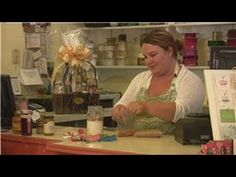 ▶ Gift Wrapping Tips : Edible Gifts in a Jar - YouTube