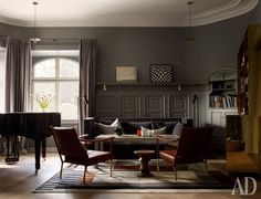 Гестхаус Ett Hem в Стокгольме | Отели и Рестораны | Интерьеры в журнале AD | AD Magazine
