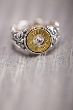 Bullet Ring on Bourbonandboot.com- I keep coming across this and have fallen in love with it!