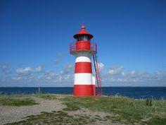 My favorite little lighthouse - Struer, Denmark
