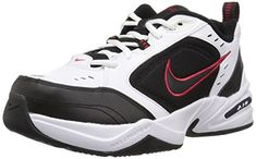 size 40 31c1c f5ddf NIKE Men s Air Monarch Iv Cross Trainer - Men s NIKE air Monarch iv shoe  sets you up for comfortable training with durable leather on top for  support.