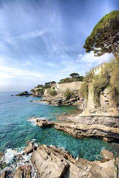 Bogliasco, Liguria, Italy