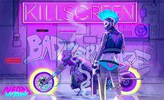 ArtStation - Kill Screen , Rob Shields