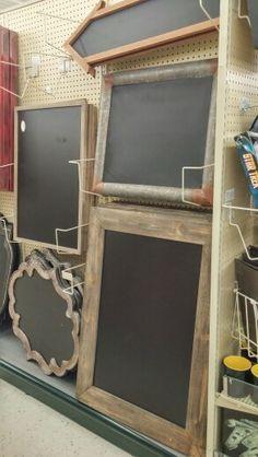 Hobby Lobby chalkboard to put on wall walking into kitchen Hobbies To Take Up, Hobbies For Couples, Hobbies For Kids, Cheap Hobbies, Hobbies That Make Money, Hobby Lobby Chalkboard, Feng Shui, Hobby Lobby Wedding Invitations, Hobby Lobby Decor