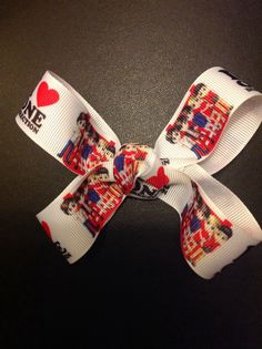 1D bow $5.00