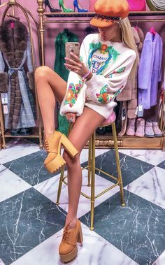 Luxury Girl, Looks Street Style, Beauty Room, Cover Up, My Style, Style Fashion, Kiss, Outfits, Shopping