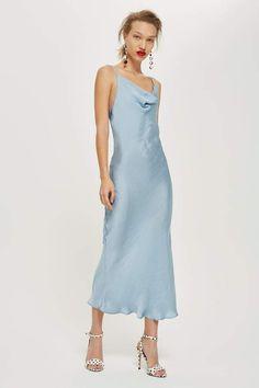 1994167e3542 Topshop Cowl Neck Slip Dress Unique Bridesmaid Dresses, Prom Dresses,  Spring Dresses, Dresses