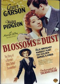 blossoms in the dust - about the Gladney Home