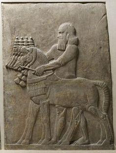 Mésopotamie, Assyrie - Khorsabad | Site officiel du musée du Louvre