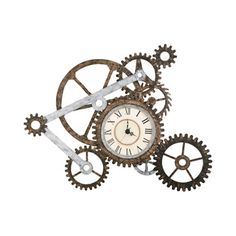 Cycles in Time Wall Clock
