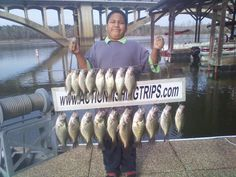 A1 Crappie Fishing