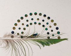 "Incredible Feather Art by Chris Maynard. Miniature art made from feathers could sound hardly doable to most of us. But not to an American artist Chris Maynard, who should be called a feather ""whisperer"". He  creates incredible art using feathers as his canvas."