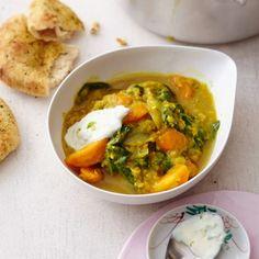 Linsen spinat curry essen und trinken.de