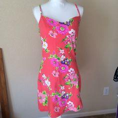 "DRESS SALE!  Moda Dress NWOT Never worn sundress from Moda International. Size Medium. Measures: Length 27"" from neckline, chest 17"" (front), waist 16"" (front). Moda International Dresses Mini"