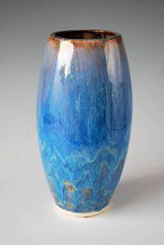 ocean jasper vase - Daniel Hawkins
