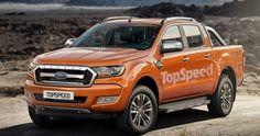 2018 Ford Ranger – New Design