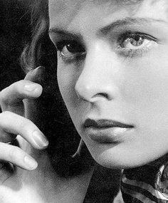 Ingrid Bergman in a publicity still for Dollar (1938)