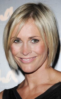 Great example of how chic and elegant a bob can be on someone with very fine hair. Jenni Falconer Hair