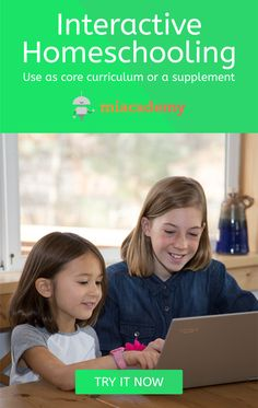 Miacademy is an interactive learning site offering a well-rounded grade learning experience. Interactive Learning, Educational Activities, Teaching Kids, Kids Learning, Learning Sites, Kids Mental Health, Lessons For Kids, Piano Lessons, Home Schooling