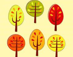 Image result for fall tree clip art