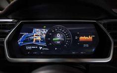 Invenciones. Paneles de autos extremadamente avanzados