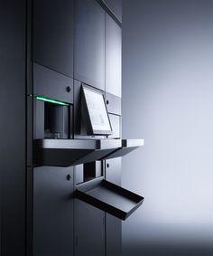 Vollautomatische Einlagerung Rowa ProLog 大设备 Machine