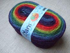 Wolle - Lace Wolle , 4 x 100 gr. - ein Designerstück von arevic bei DaWanda