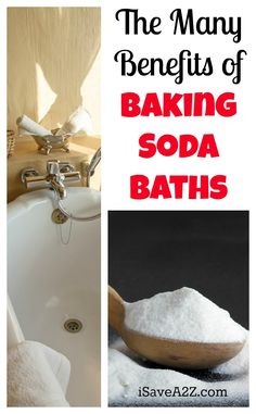 The benefits of baking soda baths are many and it is something we all could benefit from. Here are some of the benefits you enjoy.