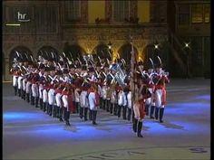 Regimento de infanteria 1 patricios, banda militar tacuari.