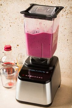 Wild Blueberry Pomegranate Smoothie - Cooking Classy