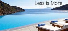 Coco-Mat Hotels & Resorts Worldwide Great Barrier Reef, Mykonos, Holiday Search, Creta, Cheap Holiday, Resort Villa, Beautiful Villas, Am Meer, Less Is More