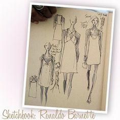 Brooke+Hagel-Fashion+Illustrator-Renaldo+Barnette-Illustrations-Sketchbook-2.jpg 400×400 pixels