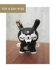 Dunny Fatale by Klor